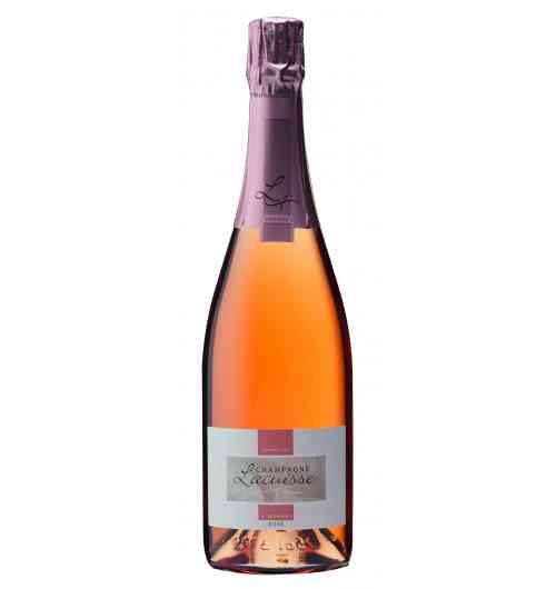 Champagne cuvée Rosé - Blend of Meunier, Chardonnay to vitalize the whole and Champagne Red wine. Vivacity and finesse in the mouth, slight bitterness. Coat your meats and your chocolate