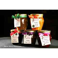 ORGANIC JAM - MORE THAN 30 ORGANIC JELLY PERFUMES