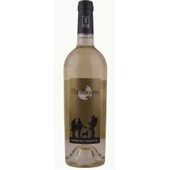 AOC/AOP Muscat de Mireval - l'hédoniste - <p>Vin Doux Naturel.</p> <p>l'hédoniste - the art of the old vines in AOP Muscat de Mireval. A very subtle sweet white wine which finds favour with the gourmets through its finesse and elegance. Enjoy a glass on its own as an aperitif or to accompany a foie gras, cheeses or a tarte tatin or dark chocolate flavoured with chilli or confit citrus fruits.</p>