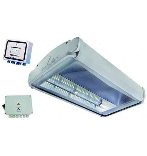 Lighting systems for livestock buildings