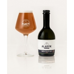 Alaryk India Pale Ale Bio - <p>This highly hoppy beer has notes of citrus, floral flavours and a refreshing bitterness. It is respectfully brewed following the British brewing tradition, processed by top fermentation and unpasteurised.</p>