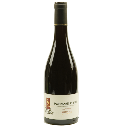 """Pommard 1er cru """"Les Arvelets"""" - The most masculine wine of Burgundy! The Pommard offers you a dark red colour with ruby reflections. Its taste offers you aromas of blackberry, blueberry. The aromas also change with age, they are oriented towards leather, fur, pepper"""