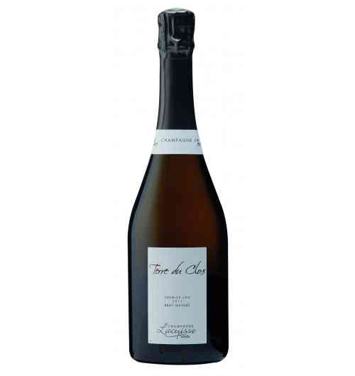 Champagne cuvée Terre du Clos 2012 Brut Nature - Chardonnay imposes its lightness, in this blend the Meunier and Pinot Noir give at this vintage all its character. 0 dosage. Nice balance around a delicate Schalky mineral explosion. Perfect for your fish in sauce