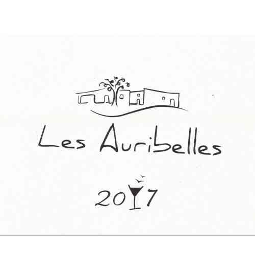 LES AURIBELLES cuvée 2017 - VDF Rouge 75cl