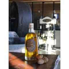 """golden brown"" walnut oil"