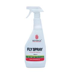 Fly Spray - Botanica's Fly Spray is an all natural spray with a unique formula and can be used on all animals. Keeping your animals protected for longer.