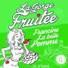 La Gorge Fruitée - La Gorge Fruitée is a craft juice made in Occitanie.
