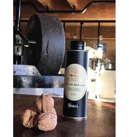 """""""fruity"""" walnut oil (25cl)"""
