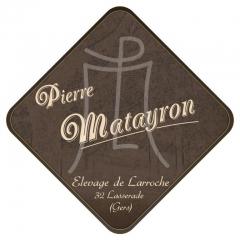 Pierre Matayron - Pierre MATAYRON Eleveur de porc Noir Gascon