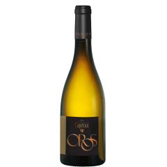 """Vignobles Bonfils - Château Capitoul - OROS - white - GRAPES VARIETIES Bourboulenc 40%, Marsanne 30%, Roussanne 20%, Grenache Blanc 5%, Viognier 5%  APPELLATION AOP La Clape Blanc  SOILS Urgonian limestone, limestone clay and stony soils   Château Capitoul is a gem which lies between the sea and the """"garrigue"""". The view on the vineyards loosing themselves in the infinity of the valley before melting into the horizon between salt lakes and blue mountains is breathtaking. The vineyard of Chateau Capitoul goes back to the 14th century, when it was exploited by the Cathedral of Narbonne, which gave its name to the Chateau.   TERROIR Ideally located in the middle of the Languedoc's largest natural site, viticulture is practiced and reasoned, producing wines of highest quality and reflecting the best that the """"Appelation La Clape"""" has to offer. In 2015, the appellation La Clape was accredited """"Grand Cru"""", thus joining other prestigious, internationally renowned French appellations.  VINIFICATION The château possesses an ultramodern cellar whose original architectural style is reminiscent of a ship. Bourboulenc, Marsanne, Roussanne and White Grenache are the principal components of the blend, which also includes some Viognier (less than 10%). The low yields result in maximum concentration and complexity. The grapes are harvested with great care, with hand sorting before being pressed directly. Fermentation in new oak barrels. The wine is then matured in French oak barrels (70% new oak barrels, 30% barrels of 1 wine).  TASTING NOTES A very nice white wine filed with many aromas such as crystallized lemon, exotic fruits, honey and white truffle. These aromas will be found on the palate as well. This large wine has a great length, a good concentration and a light toasty flavour on the finish.   SOMMELIER'S ADVICE Food and wine pairing: vegetarian curry, soya chicken wings, honey and ginger or cooked cheeses such as Comté, Beaufort, Emmental.   Serving temperature: 12-14°C  Ag"""