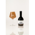 Alaryk Blonde Bio - <p>This light ale with its delicate malty and fruity fl avor is brewed in accordance with<br />the brewing tradition, by top fermentation and is unpasteurized. It is made with the<br />fi nest ingredients in organic farming.</p>