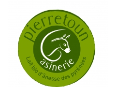 PIERRETOUN - Asinerie de Pierretoun - Lait d'ânesse Bio