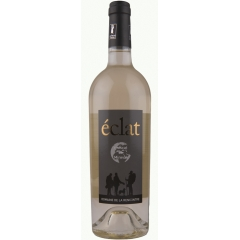 """AOC/AOP Muscat de Mireval - éclat - <p>éclat - AOC/AOP Muscat de Mireval - from our young vines - is the rounder, more generous of our Muscats, the expression of its fruitiness will enchant you. A finale hinting of licorice brings it together, a reminder of the wild fennel that propagates around the vines. IT has often been honoured with two stars in Guide Hachette...</p> <p>éclat adores spices and exotic dishes. It will give a softness to gratineed oysters (see our online recipe !) glaze a magret and add that special touch to a gambas with lemongrass and a touch of red chilli. Serve with a duo of poached pear and peach and you can even serve as a """"slim"""" with indian tonic, a sprig of mint and ice. Experiment - it's fun !</p>"""