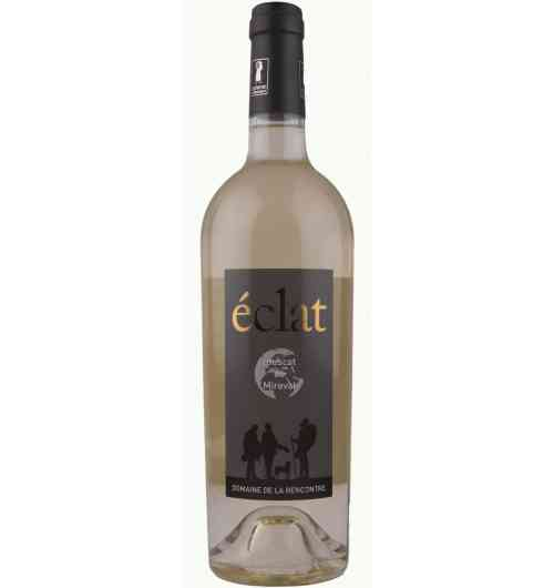 """<p>éclat - AOC/AOP Muscat de Mireval - from our young vines - is the rounder, more generous of our Muscats, the expression of its fruitiness will enchant you. A finale hinting of licorice brings it together, a reminder of the wild fennel that propagates around the vines. IT has often been honoured with two stars in Guide Hachette...</p> <p>éclat adores spices and exotic dishes. It will give a softness to gratineed oysters (see our online recipe !) glaze a magret and add that special touch to a gambas with lemongrass and a touch of red chilli. Serve with a duo of poached pear and peach and you can even serve as a """"slim"""" with indian tonic, a sprig of mint and ice. Experiment - it's fun !</p> - <p>éclat - AOC/AOP Muscat de Mireval - from our young vines - is the rounder, more generous of our Muscats, the expression of its fruitiness will enchant you. A finale hinting of licorice brings it together, a reminder of the wild fennel that propagates around the vines. IT has often been honoured with two stars in Guide Hachette...</p> <p>éclat adores spices and exotic dishes. It will give a softness to gratineed oysters (see our online recipe !) glaze a magret and add that special touch to a gambas with lemongrass and a touch of red chilli. Serve with a duo of poached pear and peach and you can even serve as a """"slim"""" with indian tonic, a sprig of mint and ice. Experiment - it's fun !</p>"""