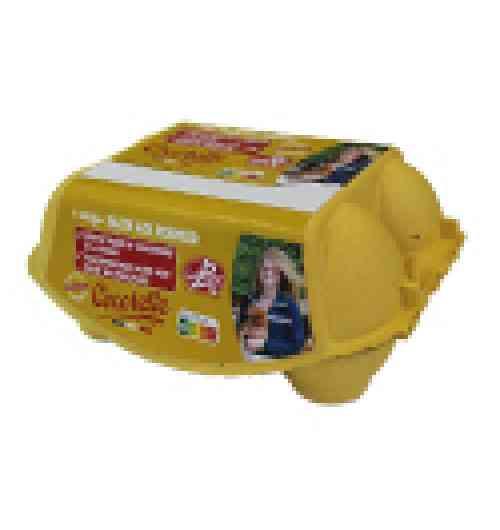 LABEL ROUGE outdoor Eggs