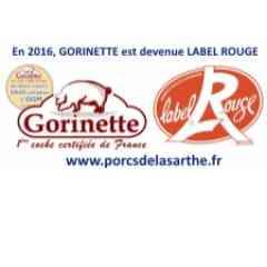 Gorinette Label Rouge - PORCS DE LA SARTHE (LPS)