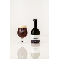 Alaryk Ambrée  / Amber Ale - <p><strong>This amber coloured gourmet beer delivers slightly caramelized biscuit notes. You will love its roundness and real light bitterness. </strong></p>