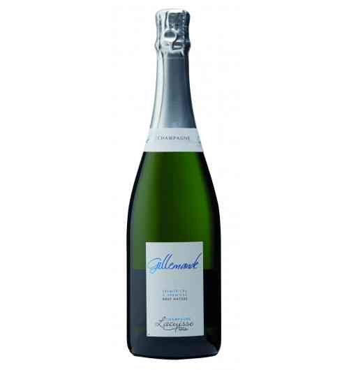 Champagne cuvée Gillemande Brut Nature - The Meunier is in the spotlight in this blend where Pinot Noir and Chardonnay bring their subtlety. 0 dosage. Expresses all the minerality of the sea shells of our terroir. Open the palate as an aperitif.