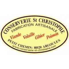 Cnserverie saint christophe  - Conserverie Saint Christophe