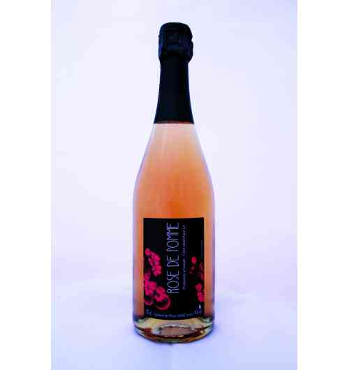 pink cider - White cider with 2% of grape, 4° of  alcool, accompanied at the aperitif or with a dessert.