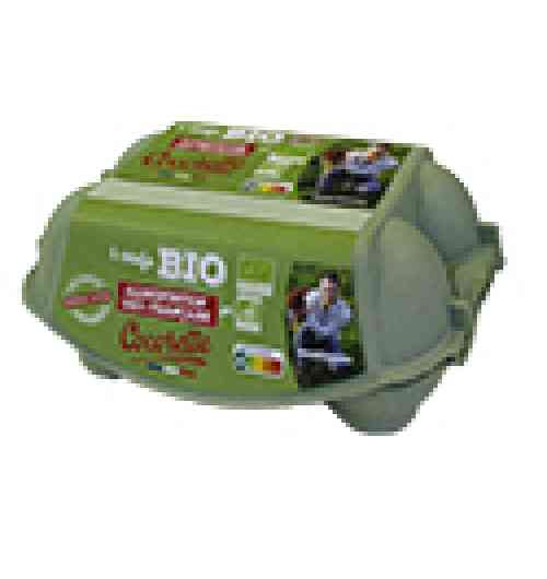 BIO Outdoor Eggs