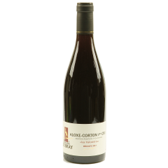 "Aloxe-Corton 1er cru ""Les Valozières"" 2018 - From the famous city: Aloxe-Corton. The plot ""Les Valozières"" is located right next to a plot of great vintage. One can therefore find a nobility and similar aromas. Aloxe-Corton offers a bouquet of red fruits (raspberry, strawberry, cherry) raised on spice notes to obtain a firm and subtle taste. With age, its accents intensify: peony and jasmine. Robust, racy and fruity, it can open after 3 to 5 years of guard, on a firm and structured body."