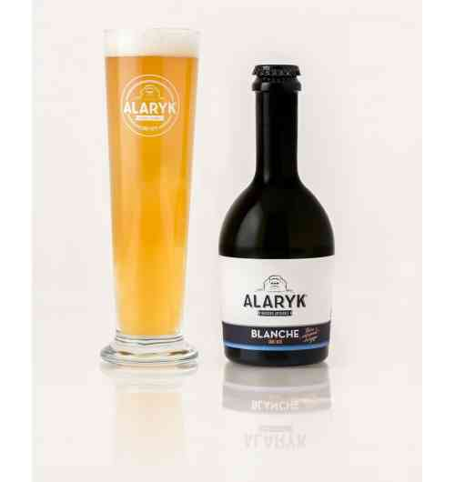 <p>This fruity white ale is naturally hazy, it is brewed in the spirit of Bavarian wheat<br />beers, by top fermentation and is unpasteurized. You will appreciate its citrus fruit,<br />spice and banana notes with its light foam.</p> - <p>This fruity white ale is naturally hazy, it is brewed in the spirit of Bavarian wheat<br />beers, by top fermentation and is unpasteurized. You will appreciate its citrus fruit,<br />spice and banana notes with its light foam.</p>