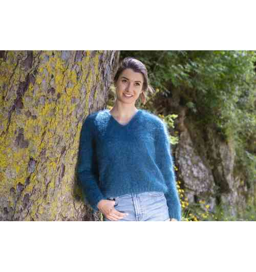 To discover: mohair sweaters and confections - Come and discover our selection of mohair items