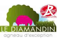 Agneau Label Rouge le Diamandin - ADPAP
