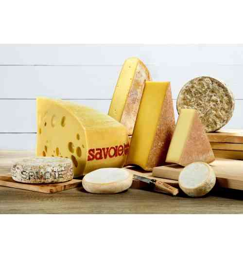 Cheeses of Savoie AOP IGP