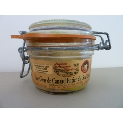 DUCK FOIE GRAS OF SOUTH WEST OF FRANCE - <p><strong>Presentation</strong> : Jar weight 120g.</p>