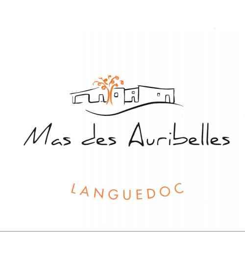MAS DES AURIBELLES cuvée Languedoc- guide Hachette 2020