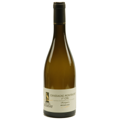 """Chassagne Montrachet 1er cru """"Morgeot"""" 2018 - The wine of elegance par excellence. The perfect ally to succeed your meals and impress your guests. Its aromas of hawthorn, acacia and honey offer a high taste in mouth and sweet. Perfect for noble dishes like salmon, lobster or foie gras."""