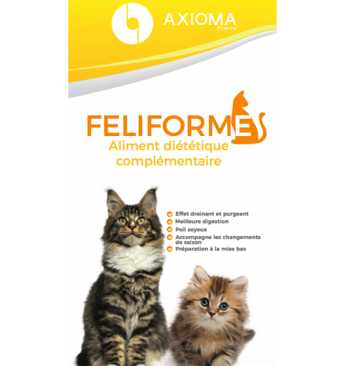 FELIFORME - <p>The Feliforme is a nutritional dietary supplement composed of spring water, seawater and plant extract.</p>
