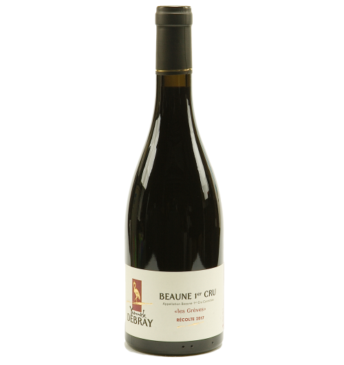 """Beaune 1er cru """"Les Grèves"""" 2018 - """"Les Grèves"""" is probably the most beloved part of Beaune, it offers wines with aromas of red fruits (raspberry) and black fruits like blackberry. And an aftertaste of truffles. In the mouth, it gives strength and robustness. The character of this wine is velvety. It can be kept for several years to make it exceptional. The city of Beaune does not have a appellation grand cru but this 1st vintage parcel """"les Grèves"""" could be chosen as a grand cru if it needed one!"""