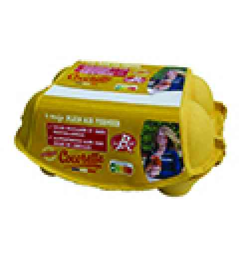 LABEL ROUGE outdoor Eggs
