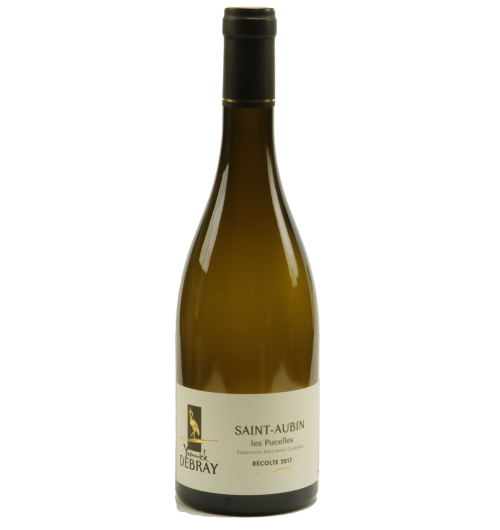 "Saint-Aubin ""Les Pucelles"" 2018 - Our flagship product!!  Without a doubt our most appreciated white wine (chardonnay) of the domain. A young wine that offers freshness and liveliness in the mouth on citrus notes (lemon, orange)."