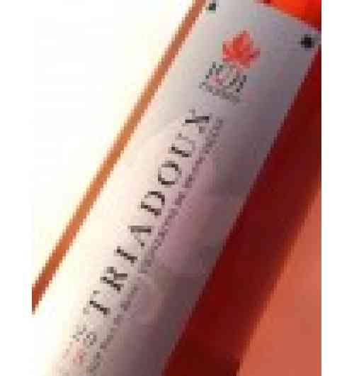 Triadoux Rosé BIO IGP Pays de Brive 1001 PIERRES Mis en bouteille à la propriété par les Vignerons de Branceilles.