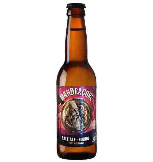 Mandragore - Blond beer Pale Ale Light blonde 4.8 °