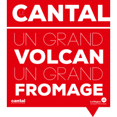 LE CANTAL, UN GRAND VOLCAN, UN GRAND FROMAGE - CANTAL DESTINATION