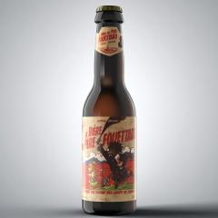 La bière du Père Fouettard - BRASSERIE ARTISANALE DES VOSGES