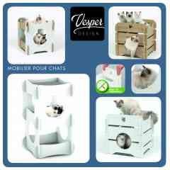 Furniture for cats Vesper By Catit