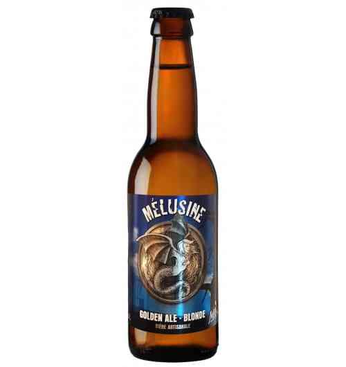 Mélusine - Blond beer Golden ale -blonde 6.5 °