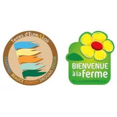 Terres d'Eure-et-Loir et Bienvenue à la Ferme - PRODUCTEURS D'EURE-ET-LOIR