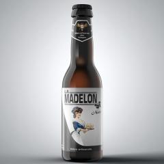 La Madelon Noire - BRASSERIE ARTISANALE DES VOSGES