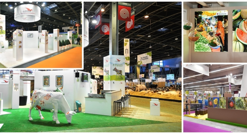 Exhibition Stand Gimmicks : Make the most of your tradeshow booth paris